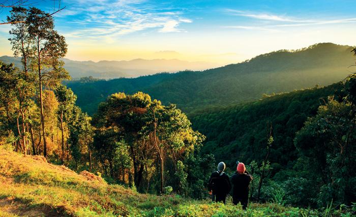 泰国绿色环保的冷门景点