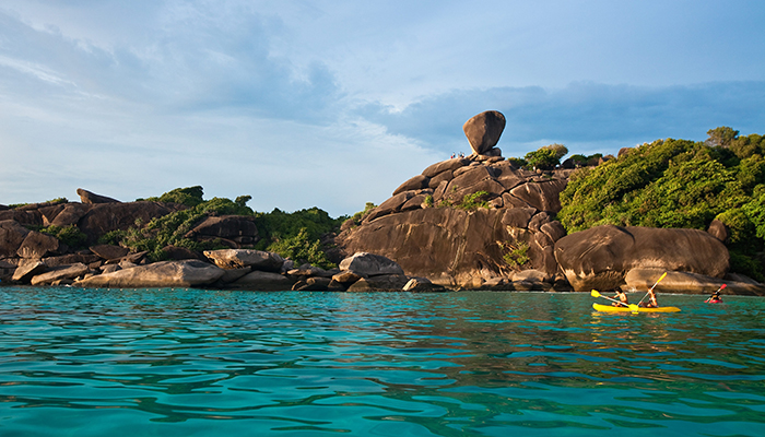 斯米兰群岛 普吉岛景点 泰国国家旅游局中文官方网站